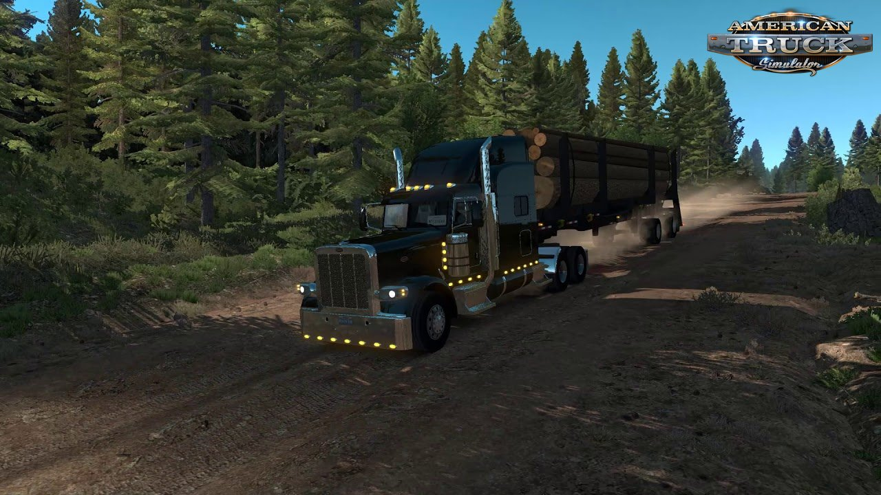 ATS Oregon expansion: Bend to Bend (1.31.x) - American Truck Simulator