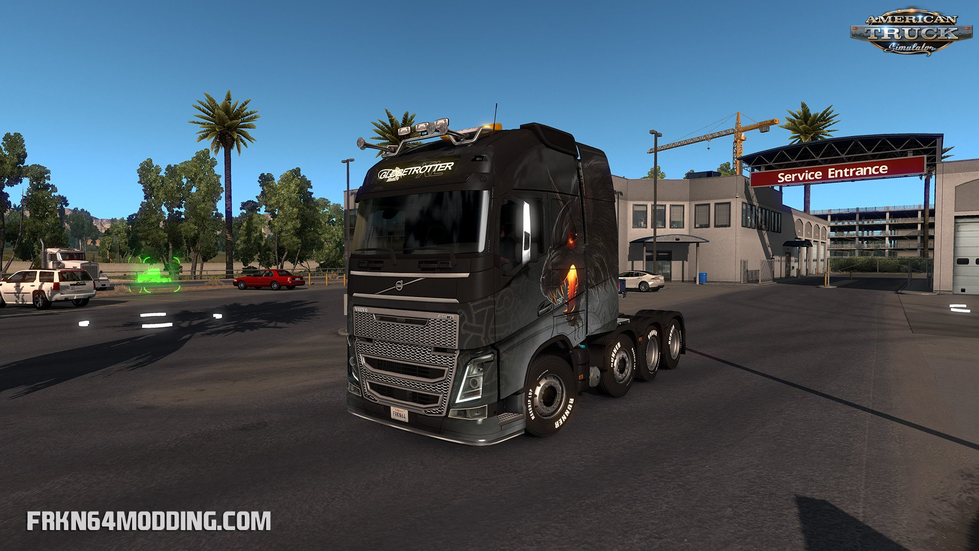 Volvo FH16 Trucks v5.1 by Frkn64 (1.37.x) for ATS