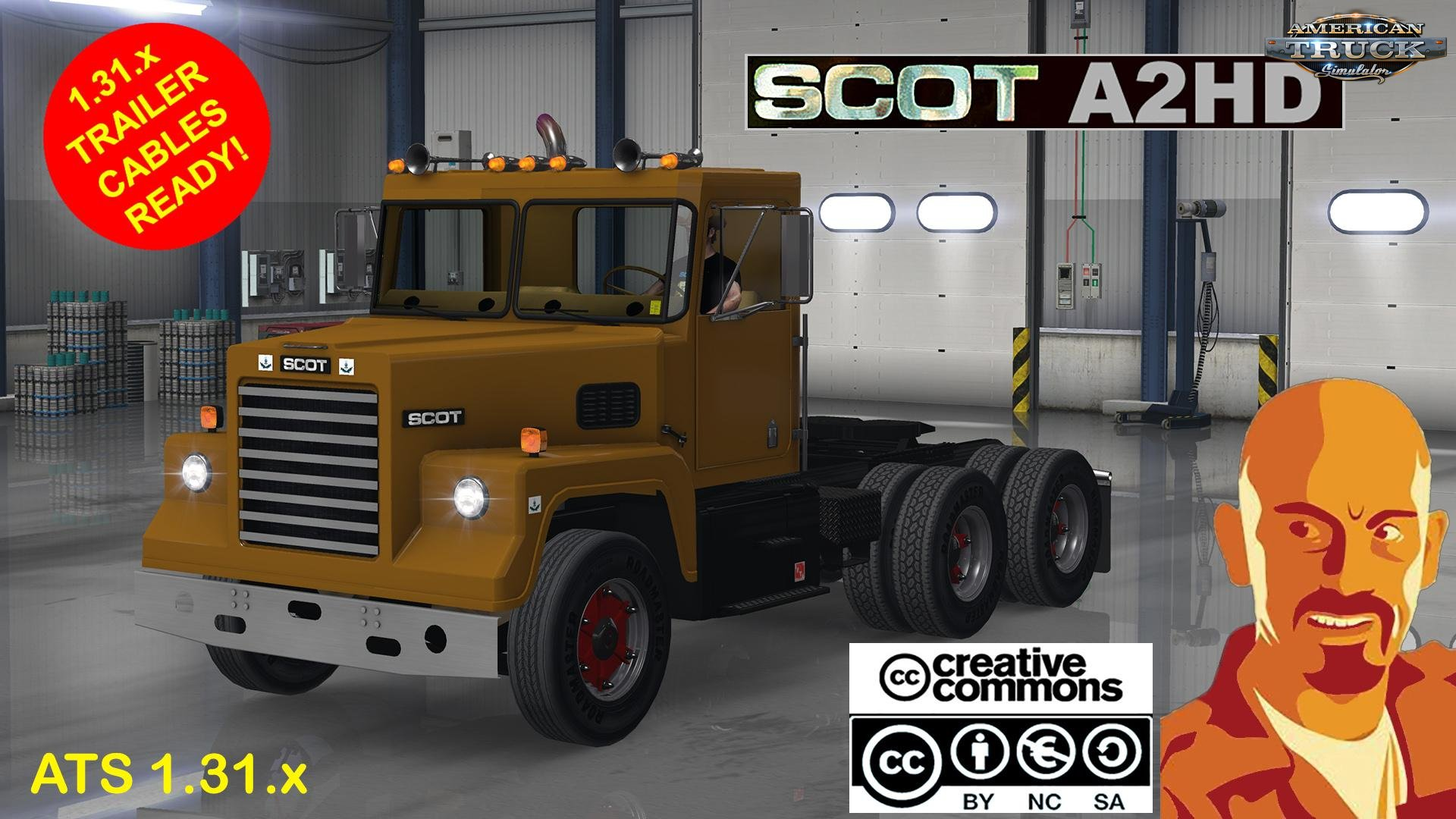 SCOT A2HD v1.0 Edited by CyrusTheVirus (1.31.x)