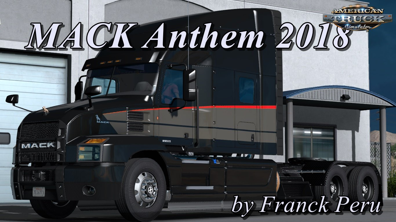 Mack Anthem 2018 for Ats