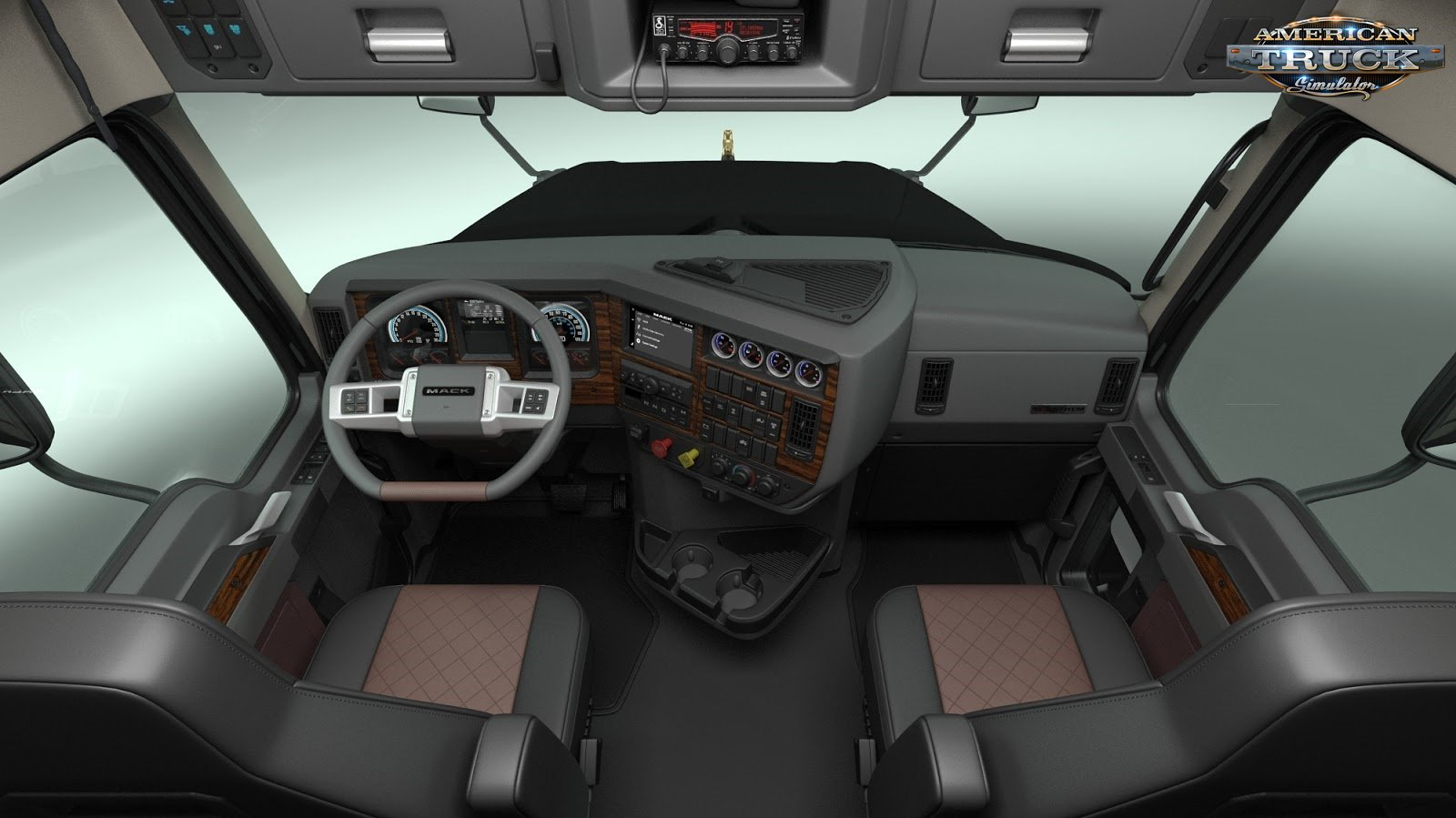 Mack Anthem - Fixed v1.1.1 for Ats