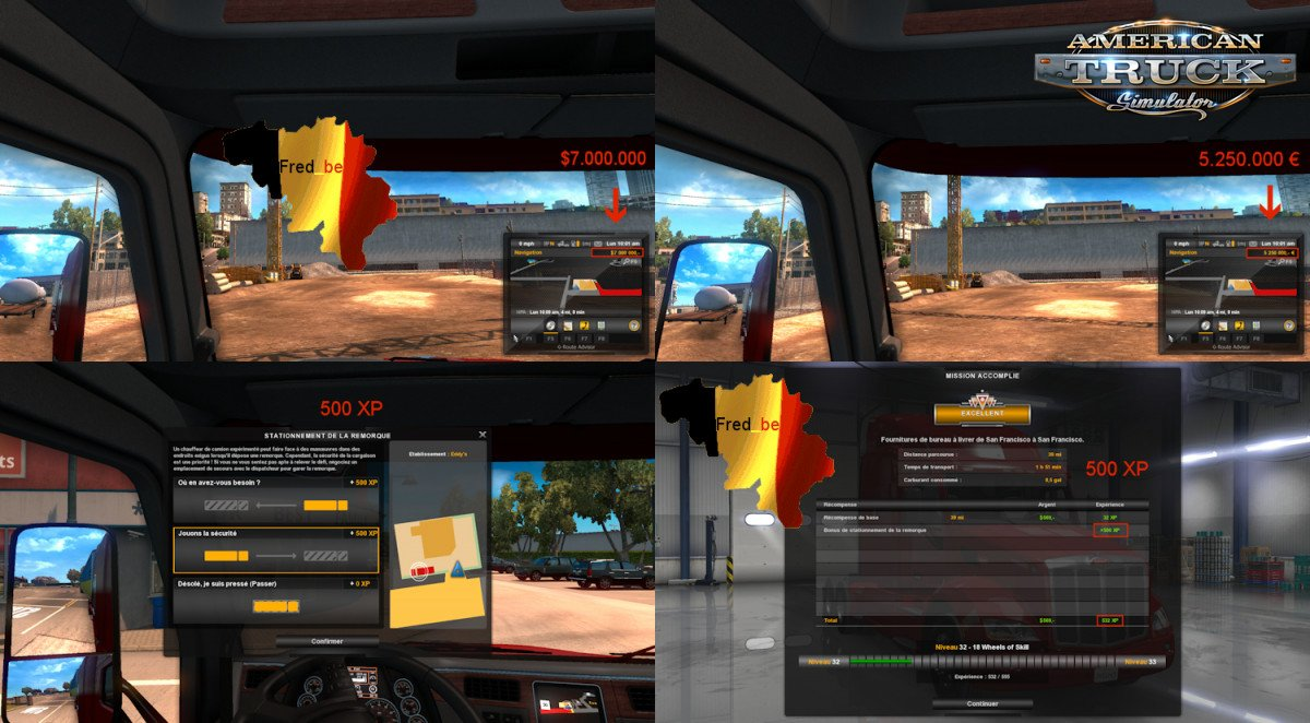 Fast Level & More XP for ATS [1.32.x]
