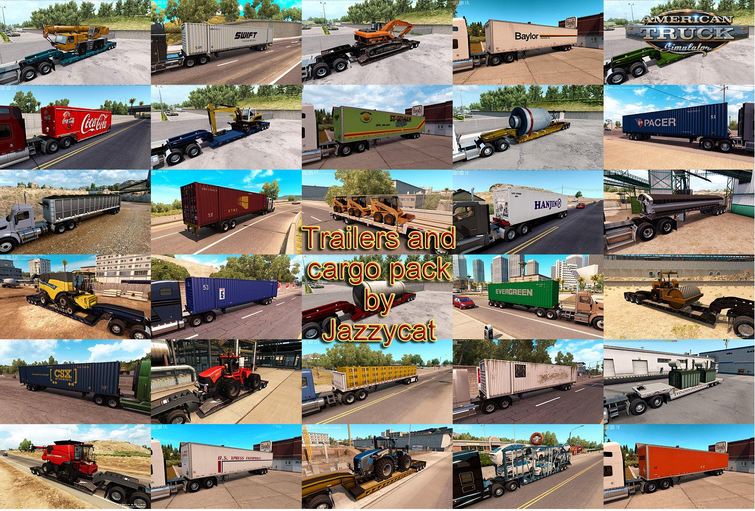 Trailers and Cargo Pack v2.2.2 by Jazzycat