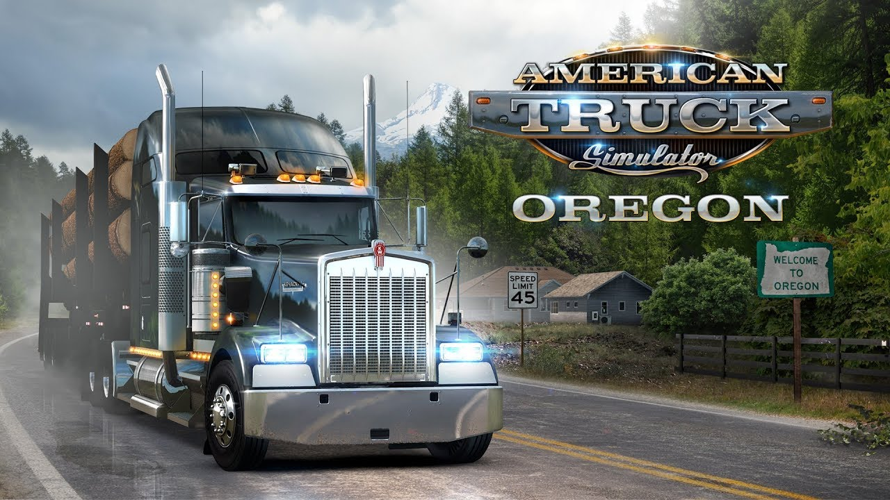 Oregon DLC releasing next week for ATS