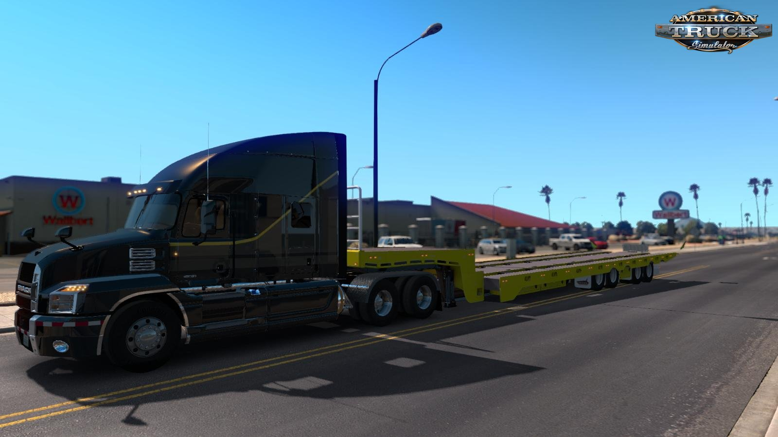 Trailer Drake Tilt N Slide Owned (1.32.x) for Ats