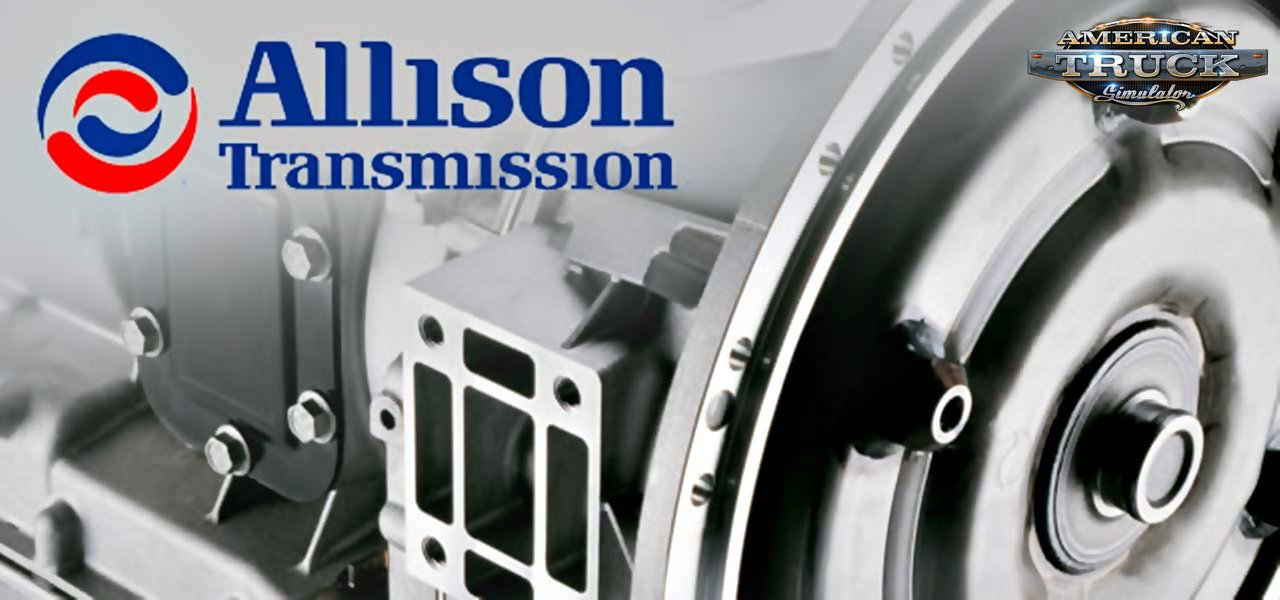 Automatic Allison Transmission v1.2 for Ats (1.32.x)