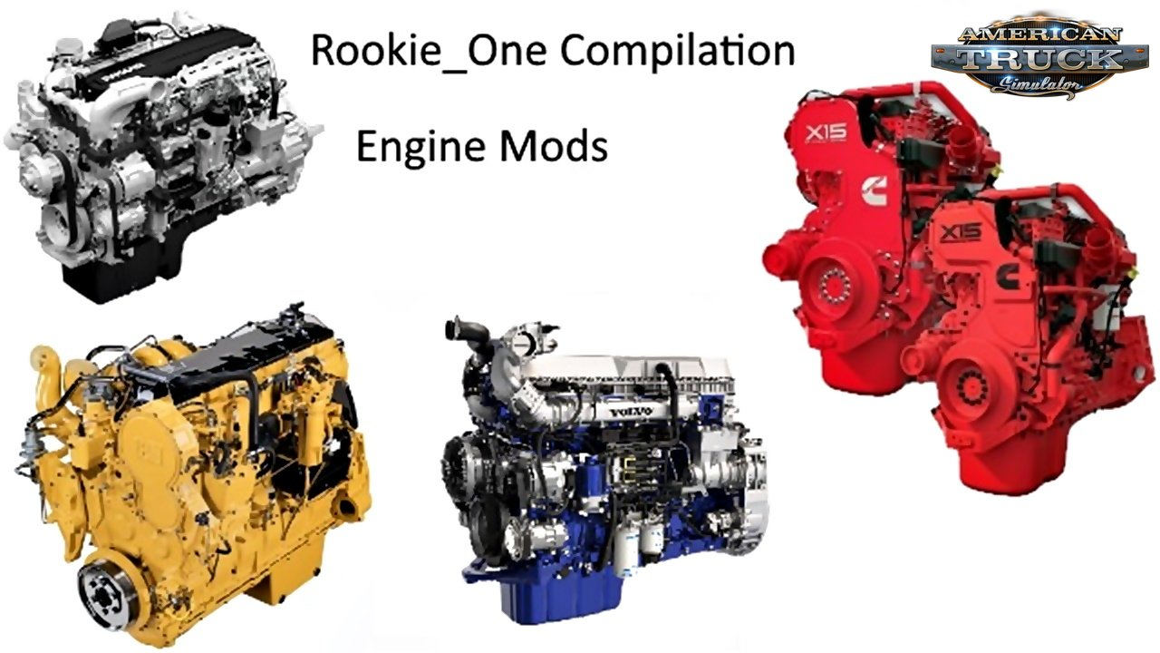 Engine Compilation Mod 2.0 by rookie_one