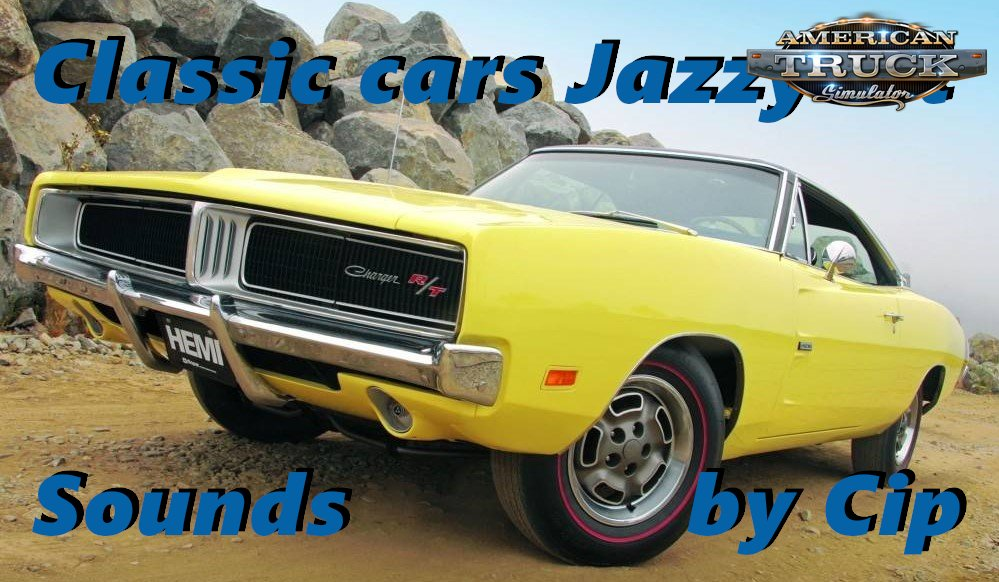 Sounds for Classic Cars AI Traffic Pack by Jazzycat v2.6 (1.33.x)