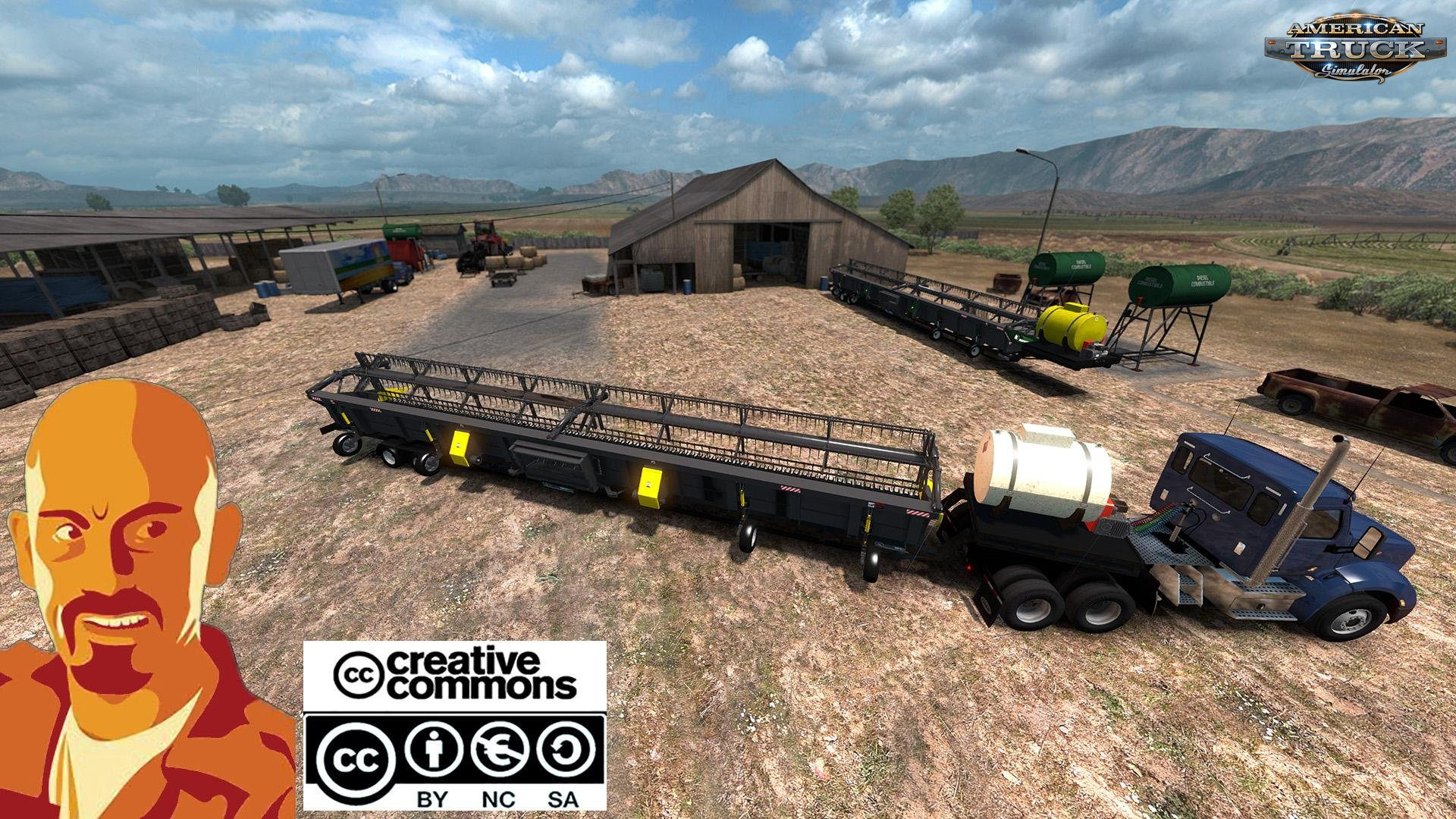 Midwest Durus Trailers v1.0 by CyrusTheVirus (1.34.x) for ATS