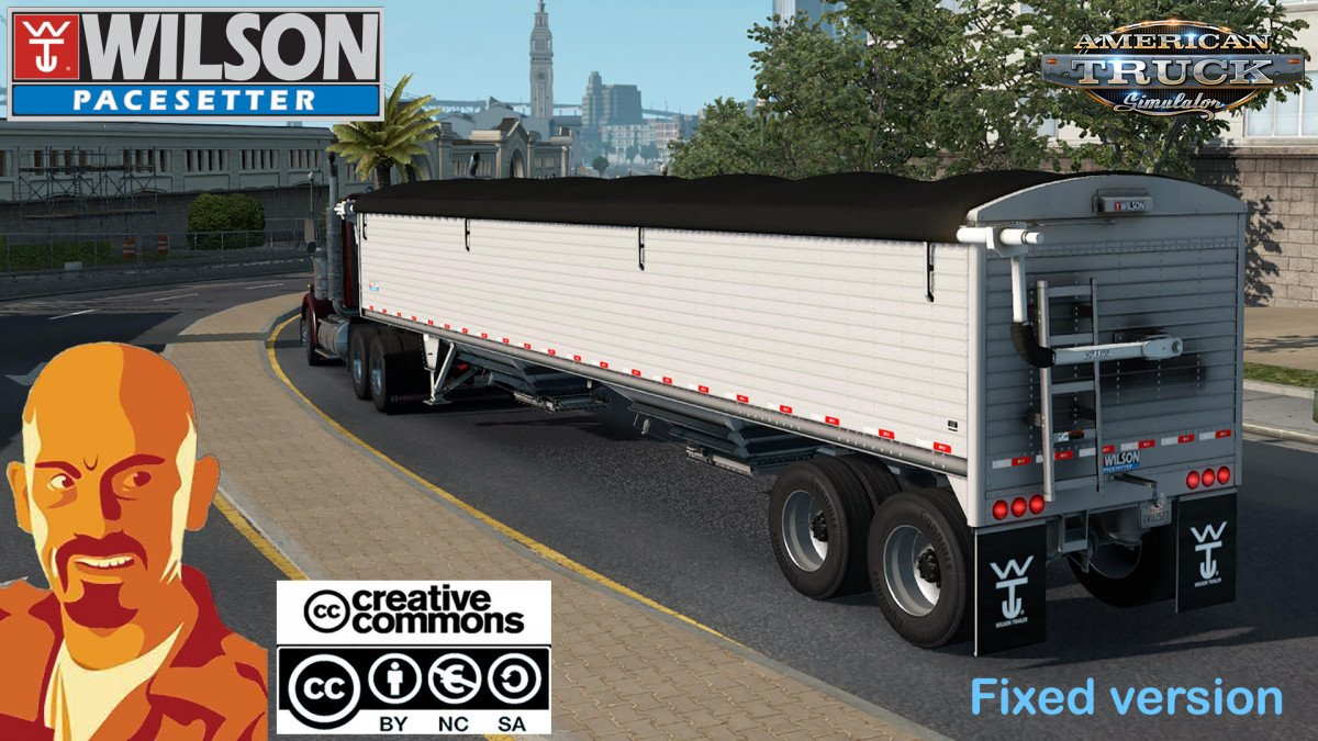 Wilson Pacesetter Trailer-Fixed Version [1.33.x]