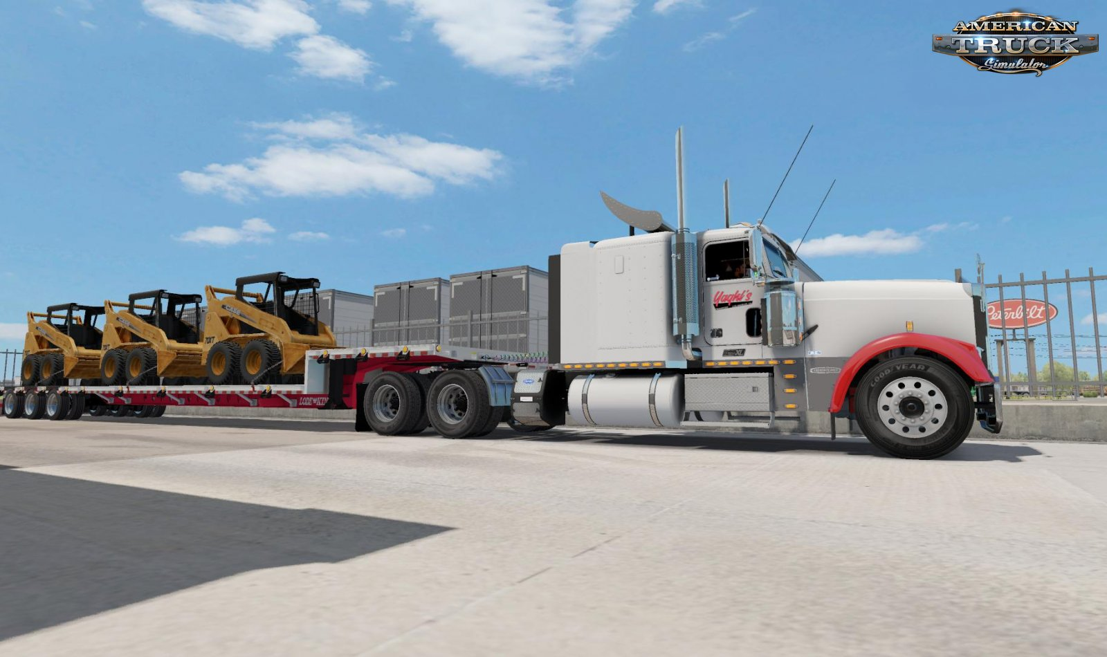 Trailer Lode King Drop Deck v2.5 (1.38.x) for ATS