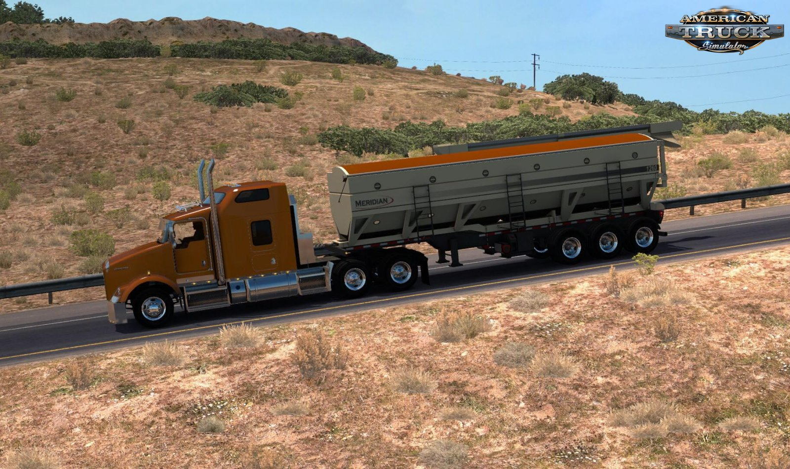 Trailer Meridian Seed Express v1.0 (1.34.x)