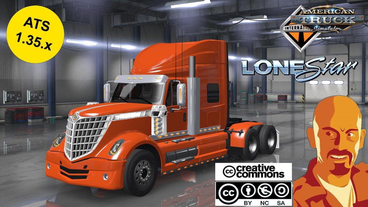 International Lonestar + Interior v1.0 by Reworked by CyrusTheVirus (1.35.x)