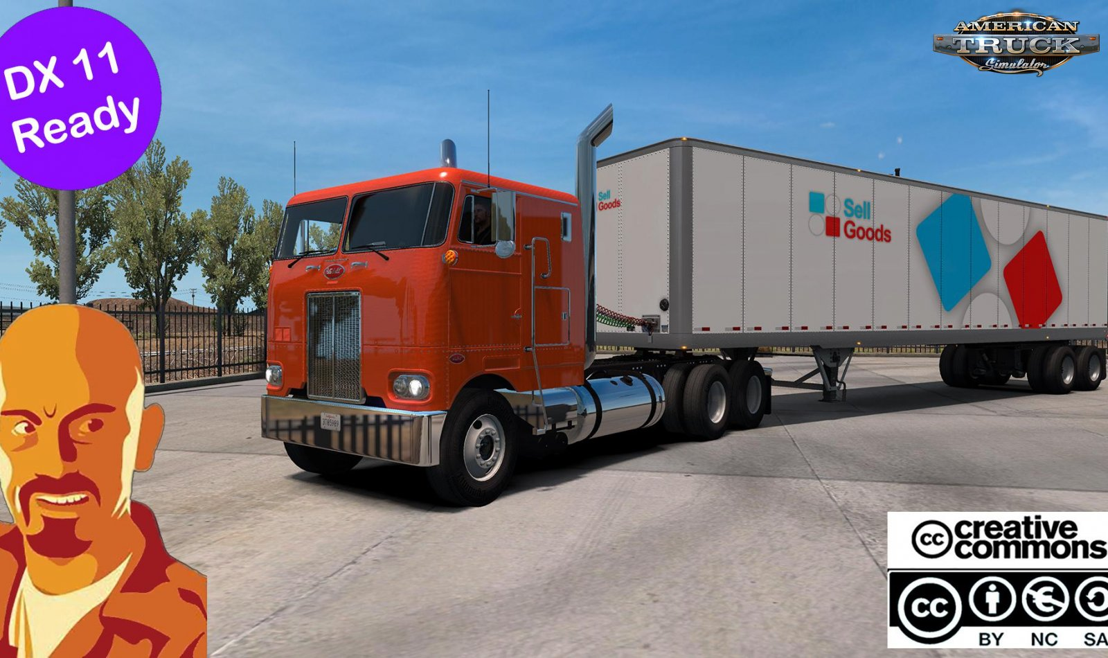 Peterbilt 352 + Interior v1.2 Reworked by CyrusTheVirus (1.37.x)