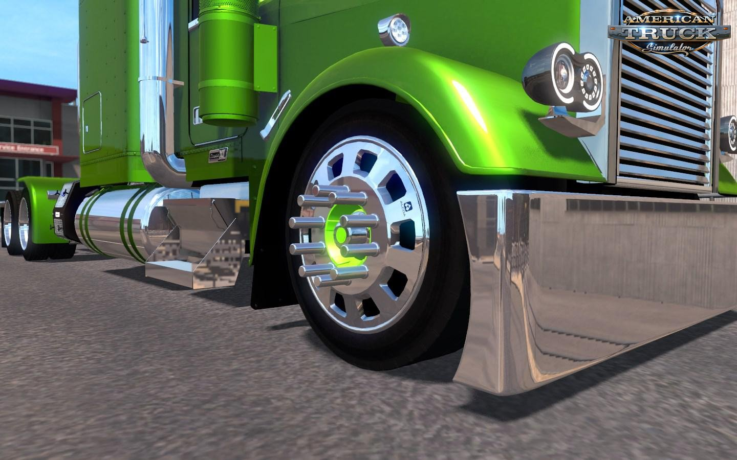 Alcoa Huge Rim Pack v2.1 (1.35.x) for ATS