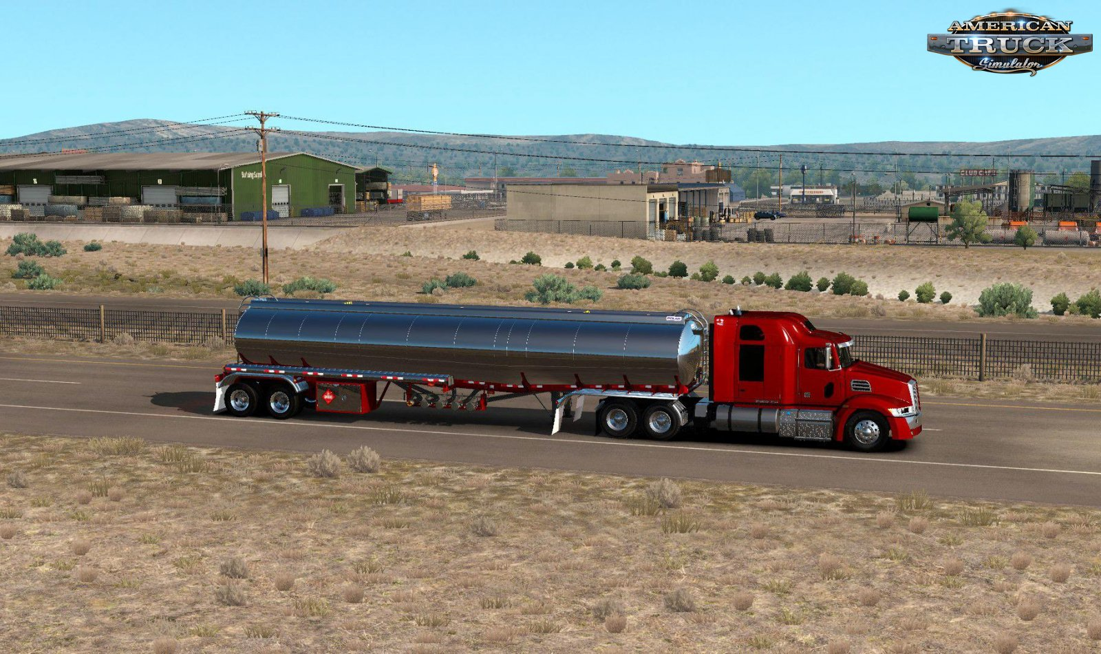 Trailer Polar Tanker Ownable v1.0 (1.35.x)