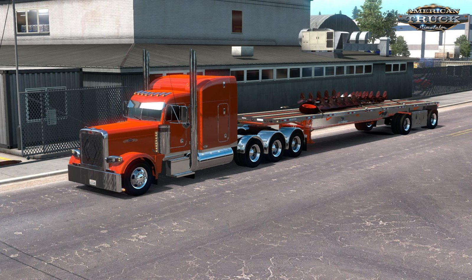 Trailer Corbys Manac Darkwing v1.1 (1.35.x)