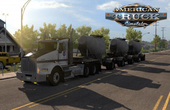 Ownable SCS Dry Bulk Trailers v1.6 (1.38.x)