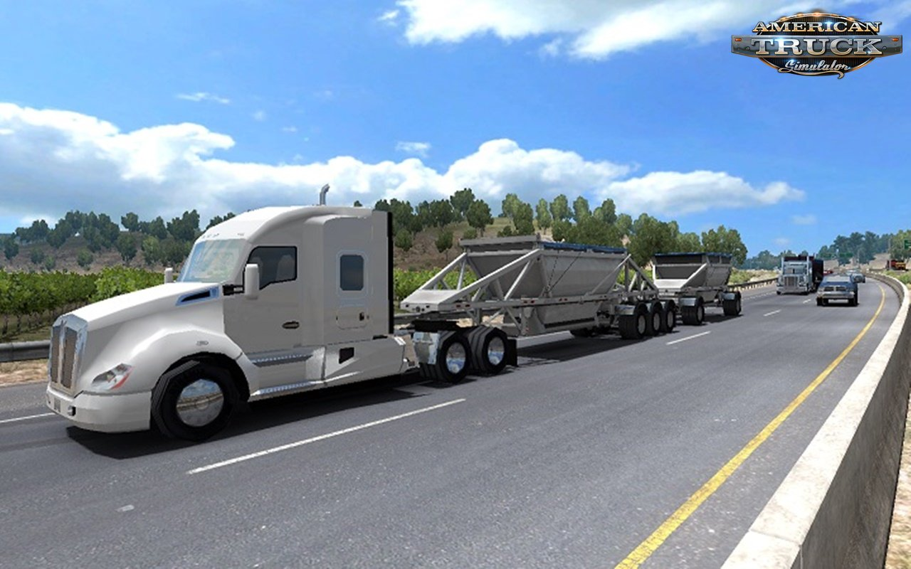 Traffic Mod Pack for ATS (1.36.x)