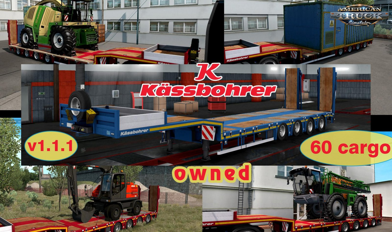 Addon v2.0 for Kassbohrer LB4E owned (AiO + Military) v1.1.1