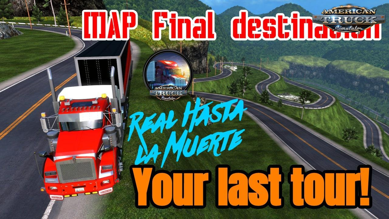 Final Destination Map v1.4 by YanRed (1.37.x)