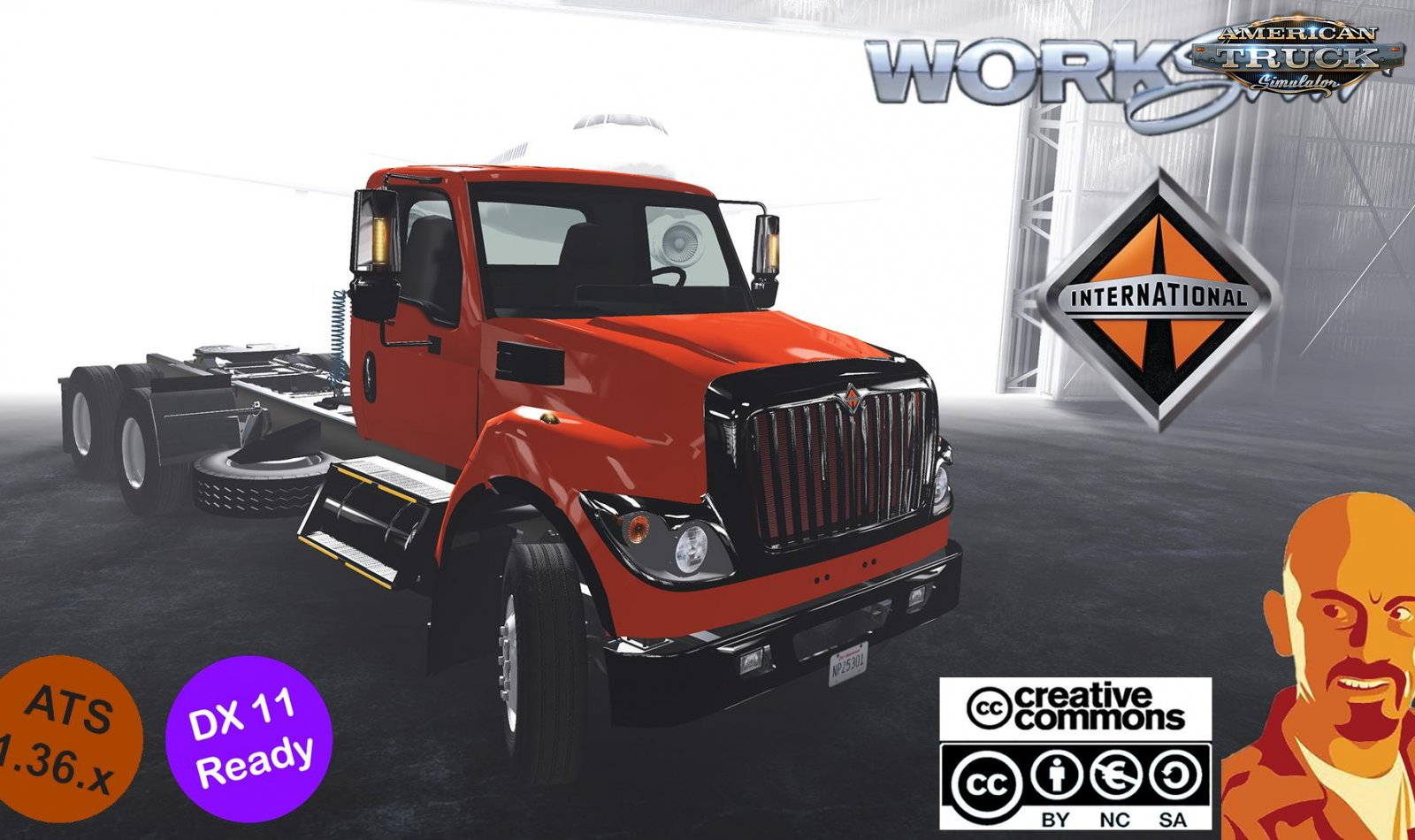 International Workstar v1.1 Reworked by CyrusTheVirus (1.37.x)
