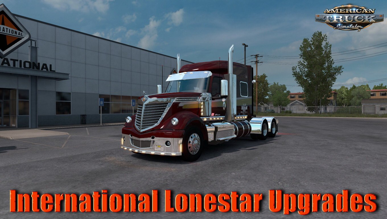 International Lonestar Upgrades v1.0 (1.37.x)