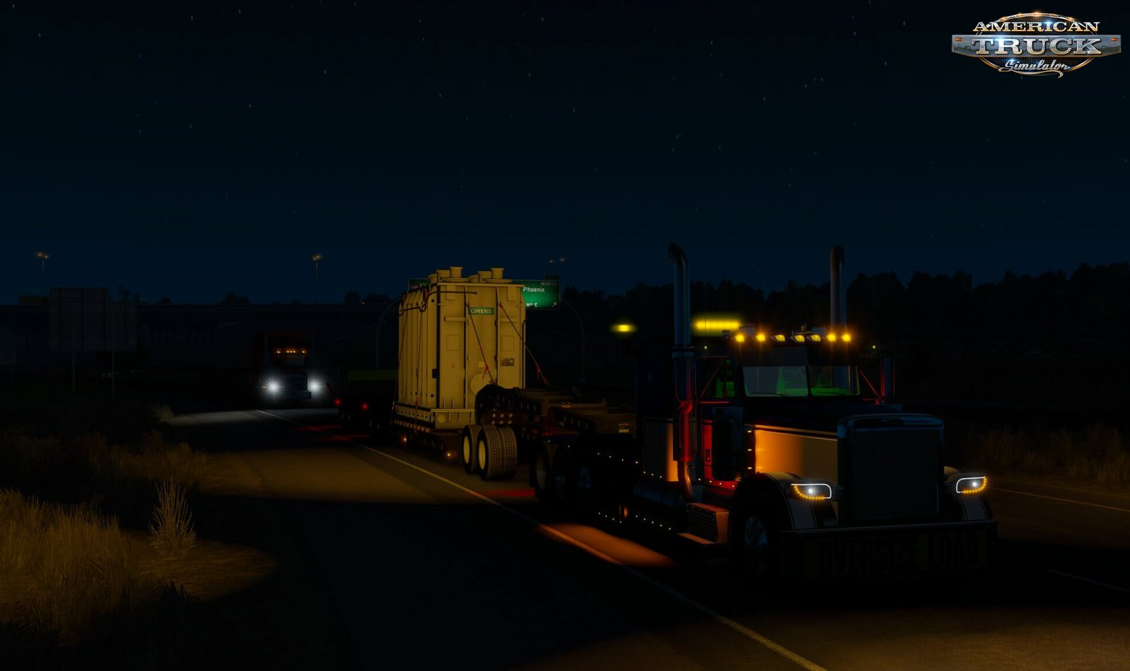 Cabin Strobe Lights v4.1 by LeafeonGold (1.40.x) for ATS