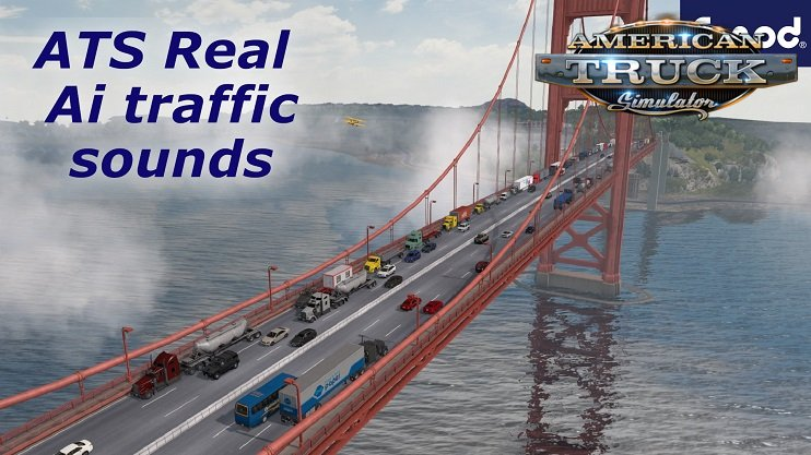 Real Ai Traffic Engine Sounds v1.39.A By Cip (1.39.x)