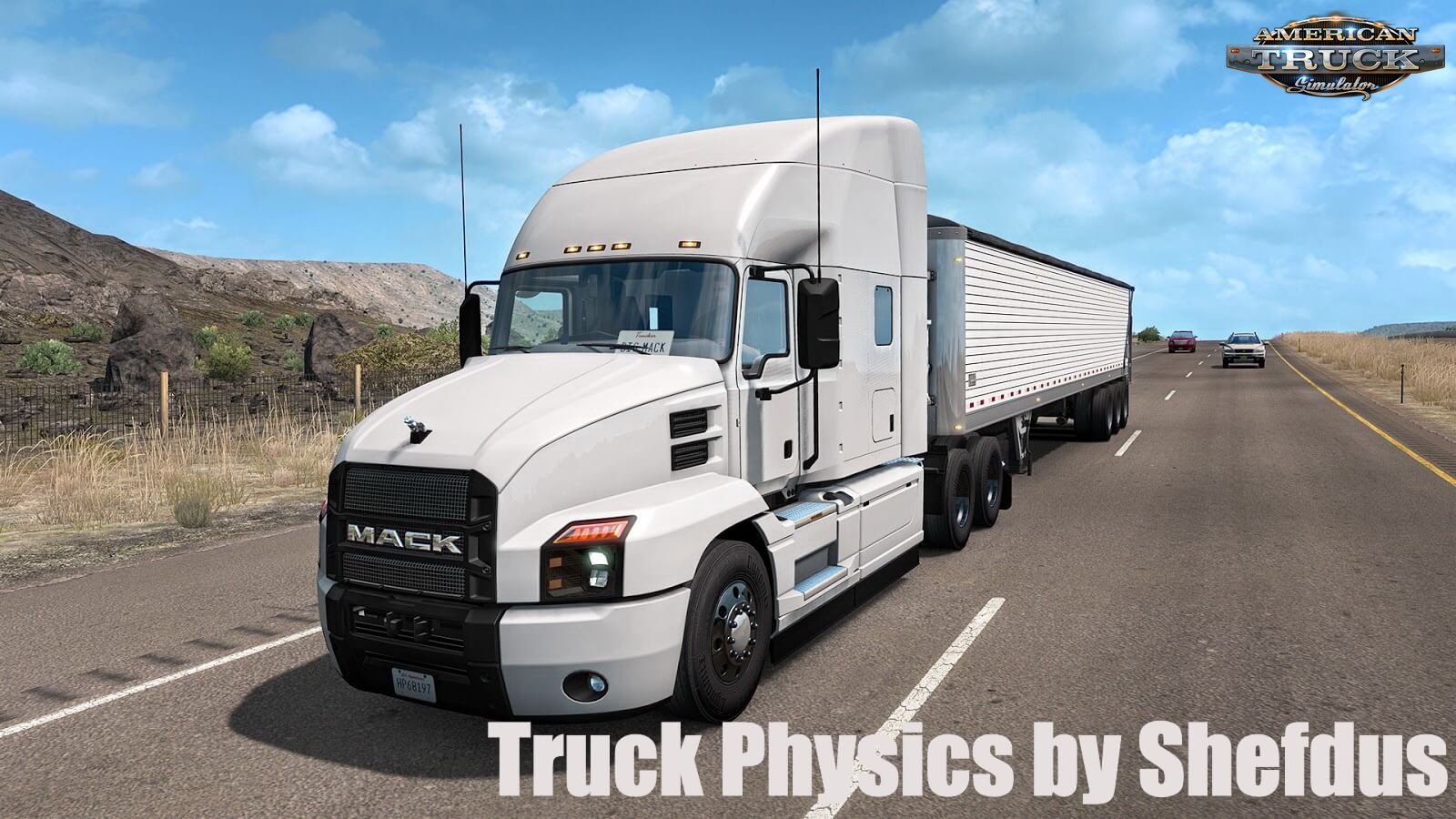 Truck Physics v2.0 by Shefdus (1.37.x) for ATS