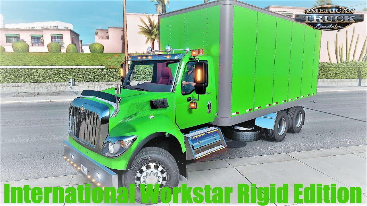 International Workstar Rigid Edition v1.0 (1.37.x)