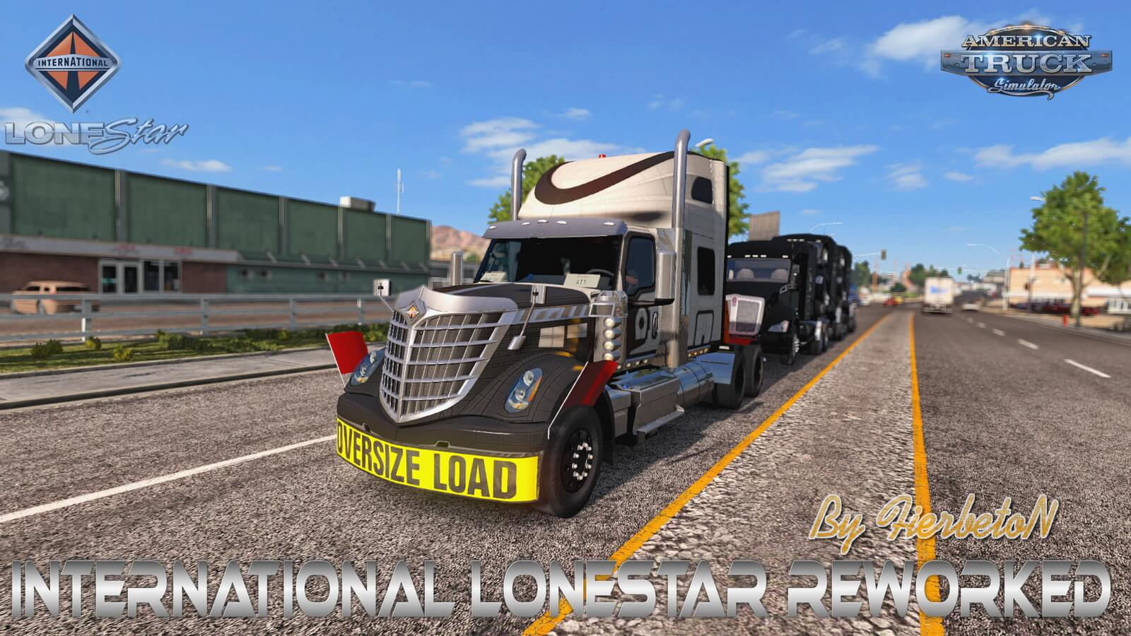 International LoneStar v1.2 Reworked by FierbetoN (1.37.x)