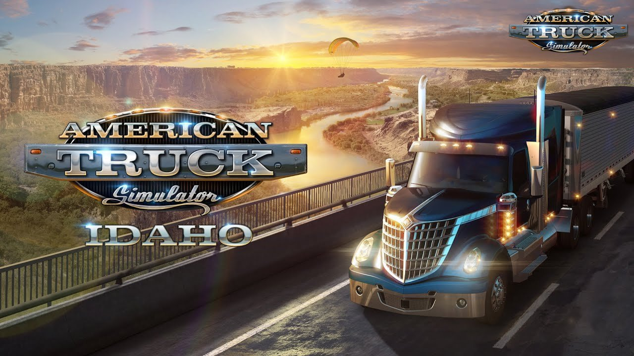 Idaho DLC: Release Date Announcement for ATS